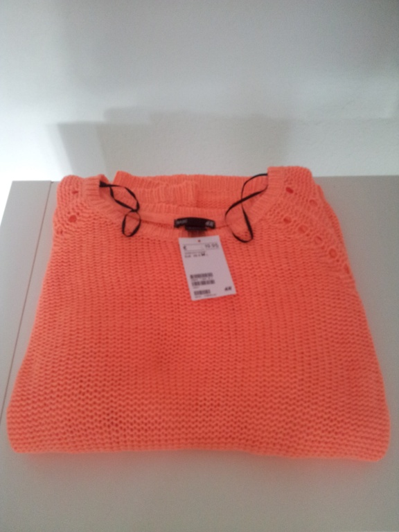 Sweater H&M orange