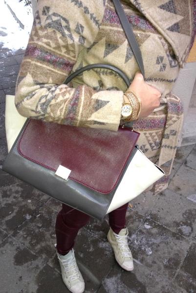 Trapez Bag, Watch