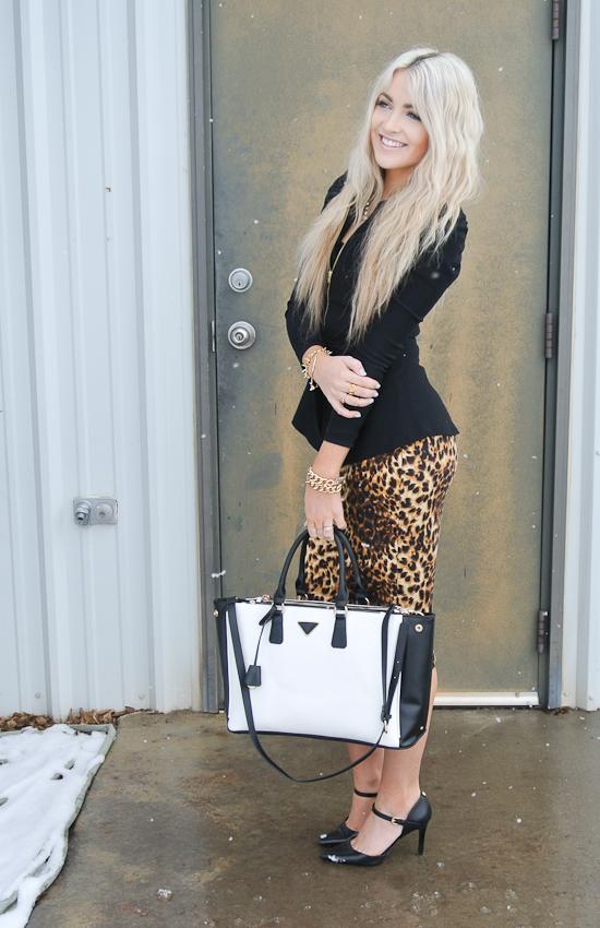 cara loren leopard