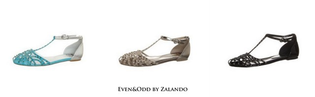 Even&Odd Jelly Sandals