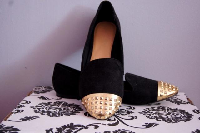 loafers bershka