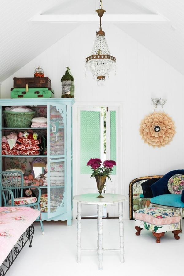 vintage einrichtung furniture pastell