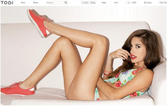 tobi.com Online-Shop